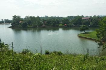 Cần bán 6800m2 đất bám mặt hồ, mặt đường nhựa siêu đẹp tại Nhuận Trạch, Lương Sơn