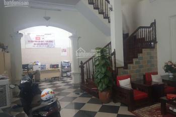 Bán nhà Nguyễn Khả Trạc 65m2, 5T, mặt tiền 6.5m, ngõ ô tô tránh nhau, kinh doanh tốt, SĐ chính chủ