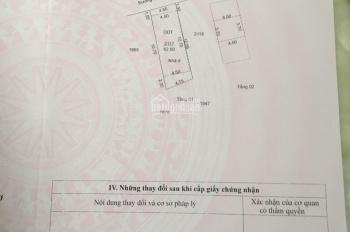 Kẹt tiền cần bán lại căn nhà đường số 6 Phường Long Tuyền, Bình Thủy, Cần Thơ LH 0967559553