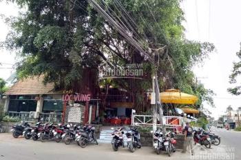 Sang quán cafe Lộc Vừng, thị trấn Trảng Bom