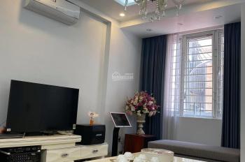 Gia đình bán nhà phố Trương Định - thiết kế đẹp - nội thất 5 sao - ô tô tránh đỗ ngày đêm