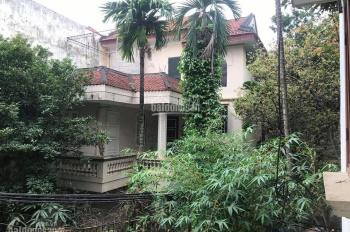 Bán biệt thự nhà vườn 495 Nguyễn Trãi, Thanh Xuân, 204 m2 x 3 tầng x MT 12,5m. An sinh đẳng cấp