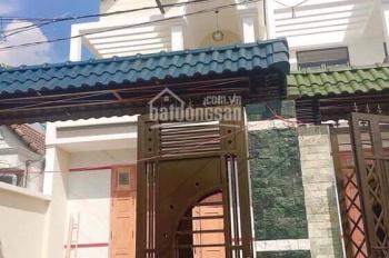 Bán nhà 1 trệt 1 lầu ngay Phú Lợi, Thủ Dầu Một, Bình Dương 5.5x22m, TDT 121m2