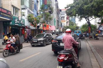 Bán nhà mặt hồ phố Chùa Láng, Quận Đống Đa, kinh doanh siêu đỉnh
