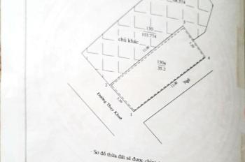 Bán nhà mặt phố Thụy Khuê, phường Bưởi, 35.2m2, 5 tầng, 3 mặt thoáng, giá 9.x tỷ (có TL)