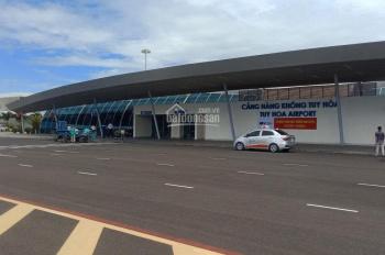 Cần bán lô đất biển đường 20m, ngay cạnh sân bay quốc tế Tuy Hòa (đã có sổ) - thanh toán 12 tháng