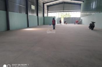 Cho thuê kho xưởng P. An Phú Đông. DT: 10000m2 gồm 8.000m2 nhà xưởng + văn phòng, 2000m2 sân