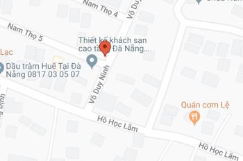 Bán lô đất 2 mặt tiền đường Võ Duy Ninh và Nam Thọ 5, diện tích 162.7m2 thích hợp