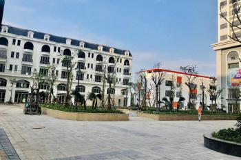 Bán suất ngoại giao shophouse duy nhất TSG Lotus Sài Đồng hai mặt tiền 11 tỷ