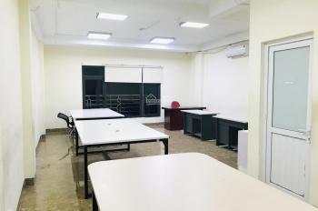 Cho thuê văn phòng chính chủ Ngã Tư Sở Trường Chinh, Thanh Xuân DT 35 - 55m2, MT 6m, giá chỉ 6tr/th
