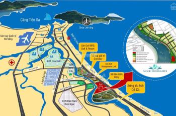Mở bán 5 suất đất biển từ CĐT Đất Quảng trục Võ Nguyên Giáp, cách bãi tắm 300m - LH: 0935 148 573