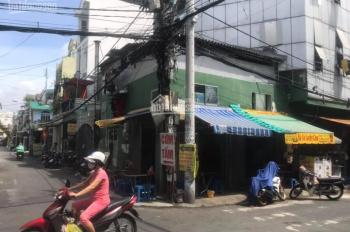 Góc 2MTKD Nguyễn Hậu, Chu Văn An, DT: 8 x 15m, trệt 6 lầu giá 18 tỷ TL. LH: 0906074607