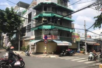 Bán góc 2 mặt tiền kinh doanh Nguyễn Hậu, DT: 4 x 7.2m, trệt 4 lầu giá 4 tỷ TL. LH: 0906074607