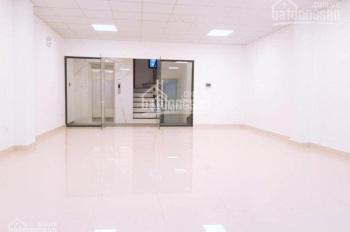 Bán gấp Tòa nhà Mặt phố Hoàng Quốc Việt 100m2- 7T - MT 6m - Thông sàn - 36 tỷ.