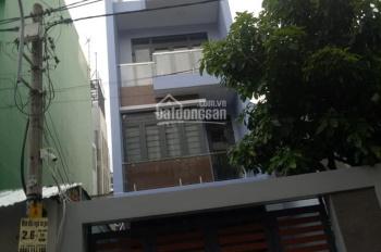 Nhà mình mới xây mặt tiền Nguyễn Thượng Hiền, P5, Bình Thạnh= 3 lầu 5PN 30 triệu/tháng