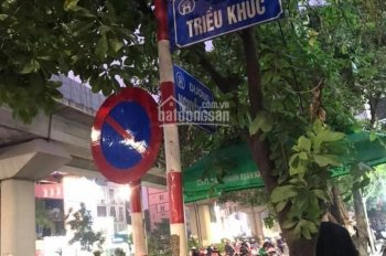 Bán đất chính chủ phố Triều Khúc Thanh Xuân HN. 120m MT6,5m Giảm Giá COVIT .6.2tỷ LH 098.179.1199
