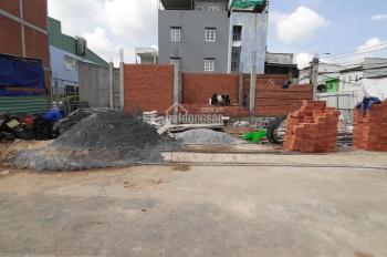 Bán đất thổ cư ngay Võ Văn Kiệt, Bình Tân, SHR, xây dựng ngay, LH 0903720698