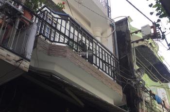 Bán nhà hẻm 4m Lê Văn Phan, Q. Tân Phú, 4m x 12m, 1 lầu + sân thượng, giá 5 tỷ TL, ngay khu chợ vải