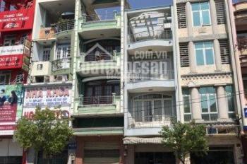 Bán nhà HXH 8m Thành Thái, Quận 10. DT: (5.8x21)m, trệt 3 lầu, giá 15.5 tỷ thương lượng