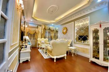 Bán nhà Hào Nam, ngõ rộng, siêu đẹp cần khách xứng tầm, phân lô, thang máy, gara, DT 60m2, MT 5m