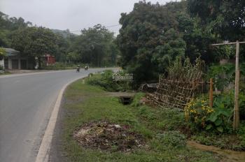 Bán đất mặt đường Quốc lộ 6, giáp với dự án khu đô thị nghỉ dưỡng cao cấp Lâm Sơn. Giá đầu tư