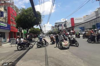 Cho thuê nhà góc 2 mặt tiền đường Cách Mạng Tháng 8, Tân Bình, 8 x 20m, 100 triệu