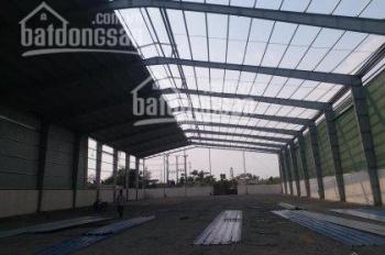Cho thuê gấp kho xưởng 1200m2, đường Lạc Long Quân, Q. 11, giá hợp lý, đường xe container