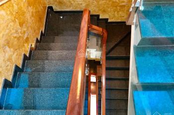 Bán nhà 1 đời chủ cần tiền bán gấp mặt tiền Tạ Quang Bửu, 4m x 20m, 1 trệt 3 lầu, Q.8