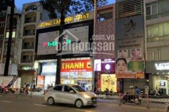 Bán nhà căn góc 2MT Nguyễn Chí Thanh đối diện BV Chợ Rẫy, dt(4.8m x 21m) nở hậu hơn 5m giá: 35 tỷ