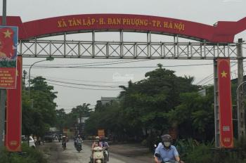 Lộc phát tài 68.3m2 sđcc bán đất thổ cư tại xã Tân Lập, Đan Phượng, Hà Nội