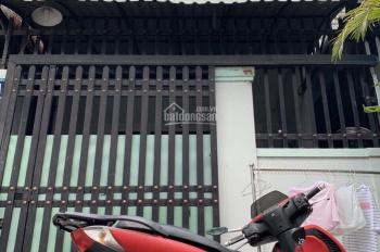 Nhà lầu đường Số 4, Linh Tây, gần sân banh Nguyễn Văn Lịch đi vào, hẻm ô tô tận cửa, 0935901913 Vũ