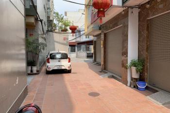 Bán nhà xây mới 4 tầng khung cột độc lập mặt ngõ Phương Lưu