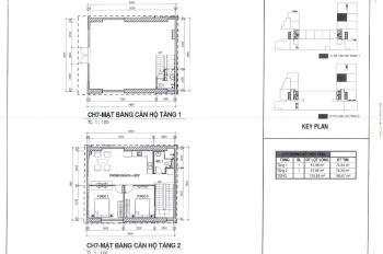 Shophouse Carillon 7 sở hữu lâu dài trung tâm Quận Tân Phú, liền kề Q11. Giá chỉ 5,9 tỷ