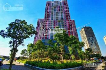 Bán chung cư Usilk City. DT=116m2, căn góc view đẹp, giá 1,9 tỷ, đã hoàn thiện nội thất