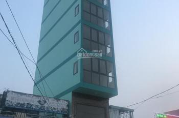 Bán nhà 7 lầu sân thượng mặt tiền đường Nguyễn Văn Linh, phường Tân Thuận Tây, Quận 7 giá 14 tỉ