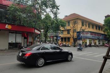 Bán nhà mặt phố Bà Triệu, gần Hồ Hoàn Kiếm, mặt tiền 4m, 6 tầng