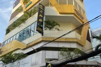 Nhà bán góc 2MT đường Ngô Quyền, P. 5, Q. 10, DT: 4mx18m, KC: 6 tầng mới, bán 23 tỷ