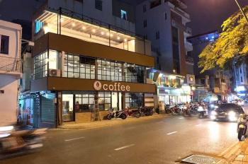 Cho thuê MT Nguyễn Thái Học Q1 4x20m lề đường rộng 8m đoạn kinh doanh sầm uất ngày đêm giá 40tr/th