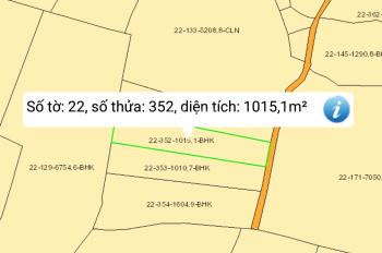 Đất sào gần khu công nghiệp, đường bê tông tới đất, xã Hưng Thịnh, Trảng Bom, Đồng Nai
