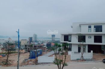 Chính chủ bán lô Căn biệt thự trung tâm Bãi Cháy - Hạ Long, View vịnh/ 25,5tr/m2 đất