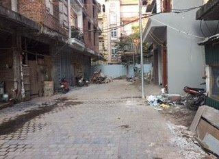 Bán nhà 3 tầng xây thô dự án 25 Lê Văn Lương