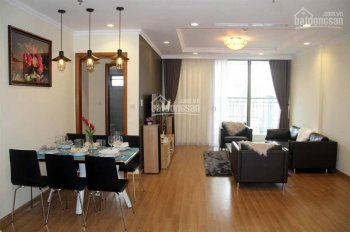 Bán căn góc 109m2 - 3PN - tầng 19 chung cư Vinhomes Nguyễn Chí Thanh. Sổ đỏ CC, giá 6 tỷ