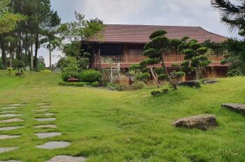 Cơ hội sở hữu ngay khuôn viên hoàn thiện siêu đẹp tại Lương Sơn, Hòa Bình diện tích 1.2ha 12.000m2