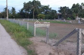 Bến Lức - Chính Chủ cần bán 400m2 đất vuông vức, cách tỉnh lộ 833B khoản 100m, giá 1 tỷ