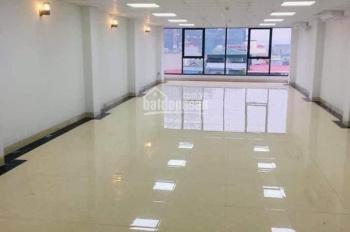 Bán nhà mặt phố Lạc Long Quân, Tây Hồ, DT 180m2, 9 tầng, mặt tiền 7.5m, cho thuê 133,566 tr/th