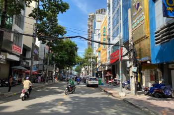 Bán nhà 2 mặt tiền Trần Hưng Đạo, P. Nguyễn Cư Trinh, quận 1, DT: 4.2x24m, 5 tầng, giá 56 tỷ