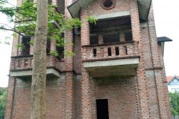 Cần bán nhanh biệt thự xây thô giá rẻ nhất dự án Hà Phong, Mê Linh