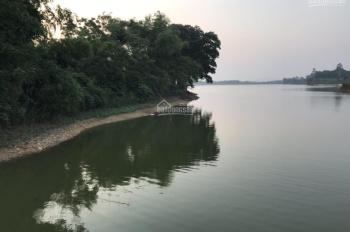 Bán 3060m2 view bám mặt hồ tại Lương Sơn, Hòa Bình giá rẻ
