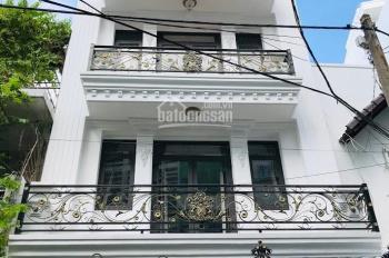 Nhà hẻm 8m Ba Vân, P14 nhà mới 6x17m, 1 trệt, 3 lầu có thang máy 16.2 tỷ