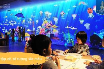 Căn hộ chung cư Sunshine City Saigon tầng cao, view cầu Phú Mỹ sông SG, giá tốt cho nhà đầu tư